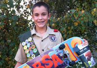 Orange County Boy Scouts Success Story